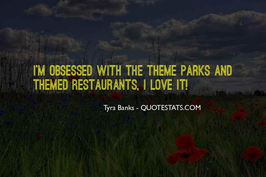 Quotes About Restaurants #312415