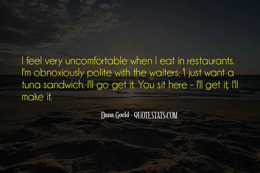 Quotes About Restaurants #31819