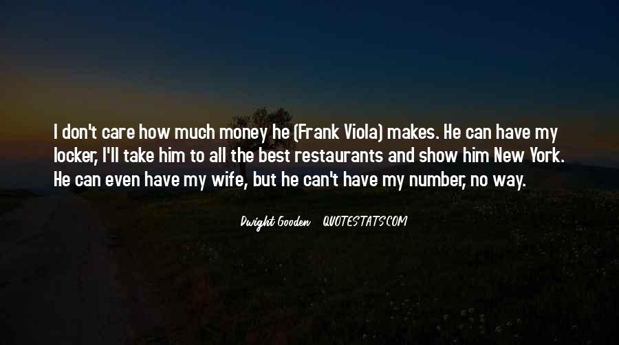 Quotes About Restaurants #345622