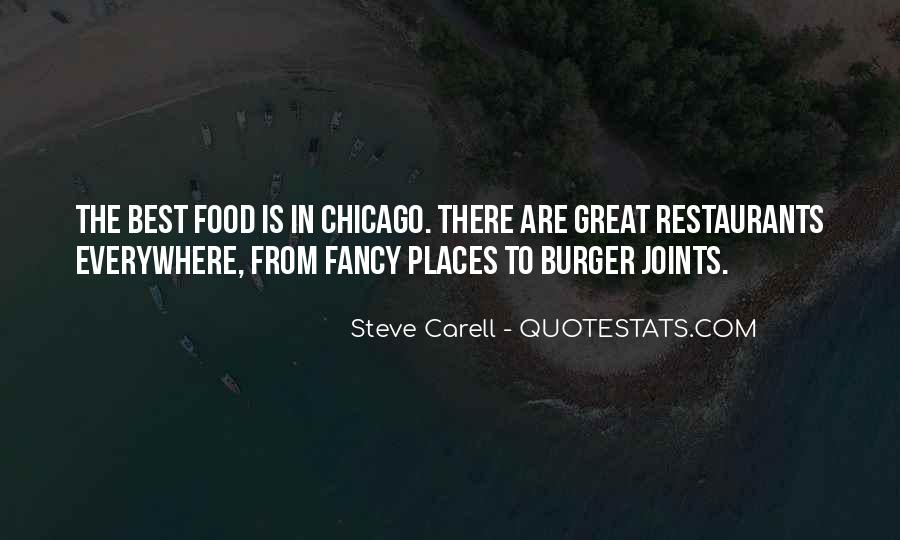 Quotes About Restaurants #45044