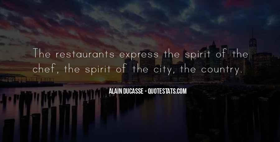 Quotes About Restaurants #51996
