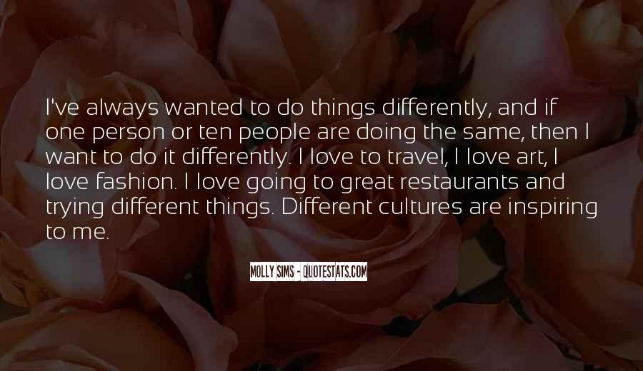 Quotes About Restaurants #59690