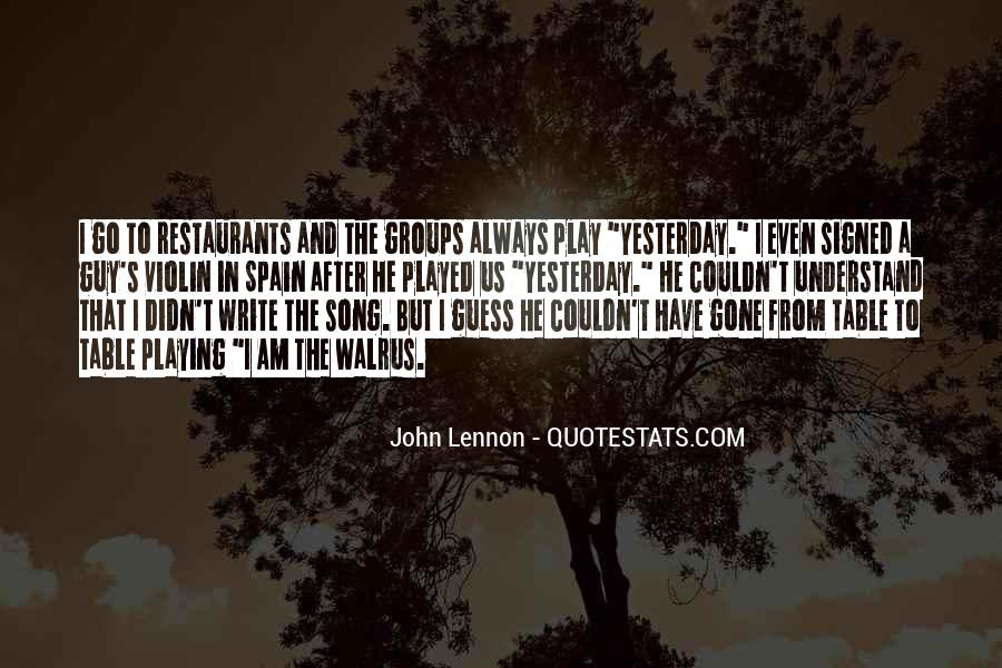 Quotes About Restaurants #93896