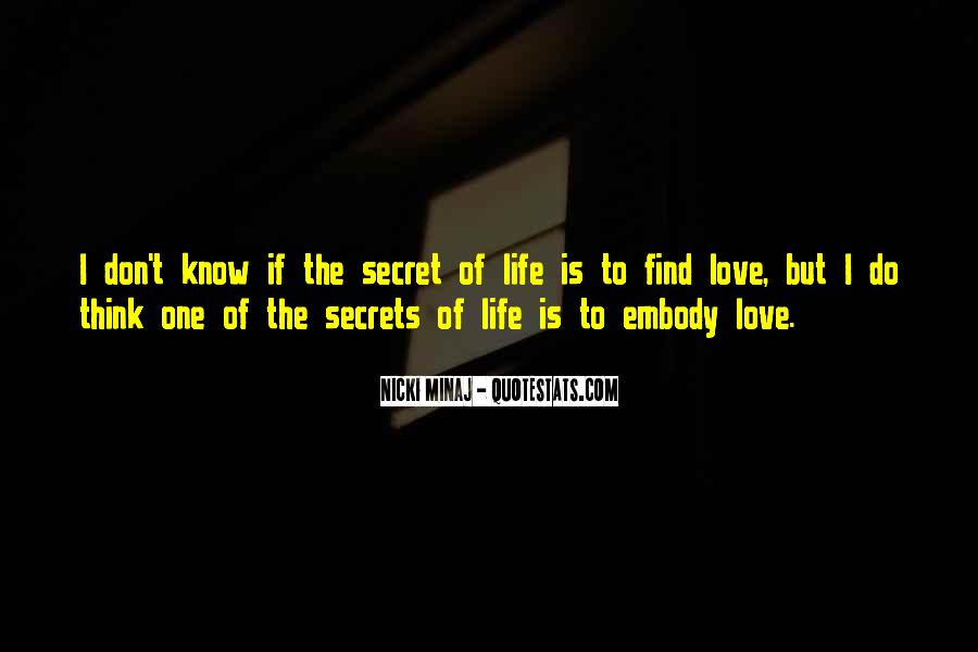 Quotes About Love Nicki Minaj #1496779