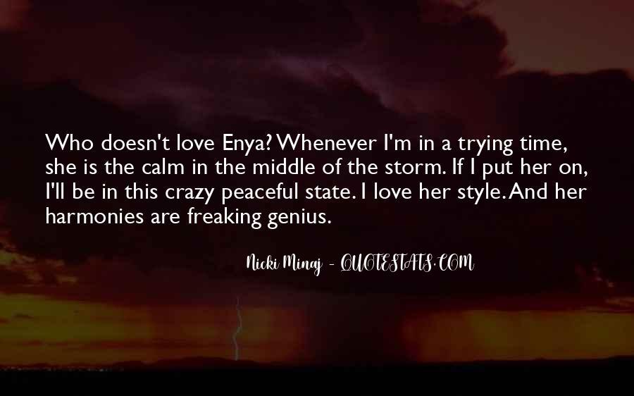 Quotes About Love Nicki Minaj #1547296