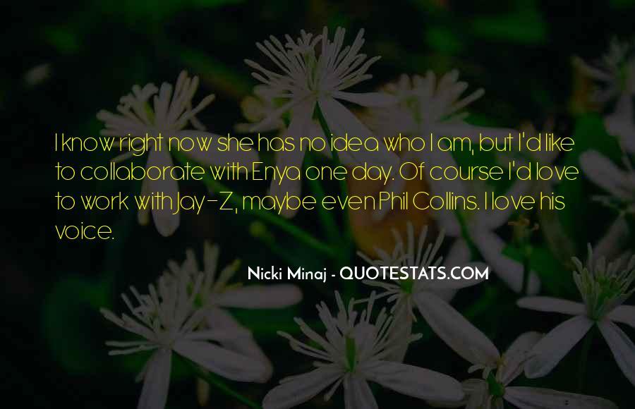 Quotes About Love Nicki Minaj #27257