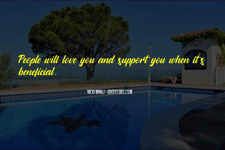 Quotes About Love Nicki Minaj #513901