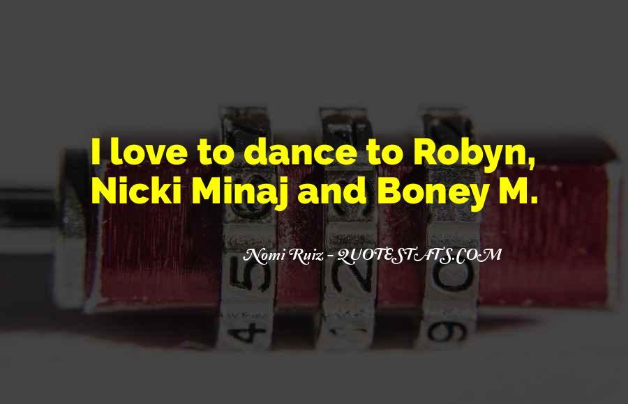 Quotes About Love Nicki Minaj #704869
