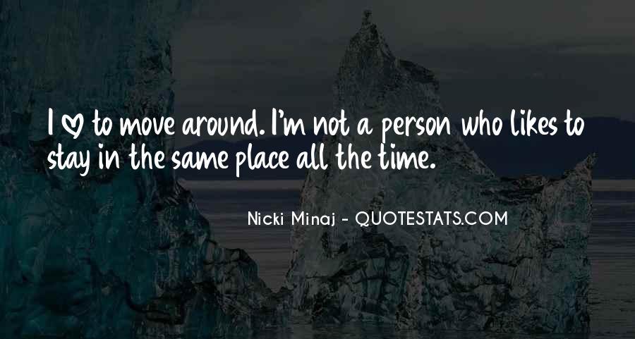 Quotes About Love Nicki Minaj #859776