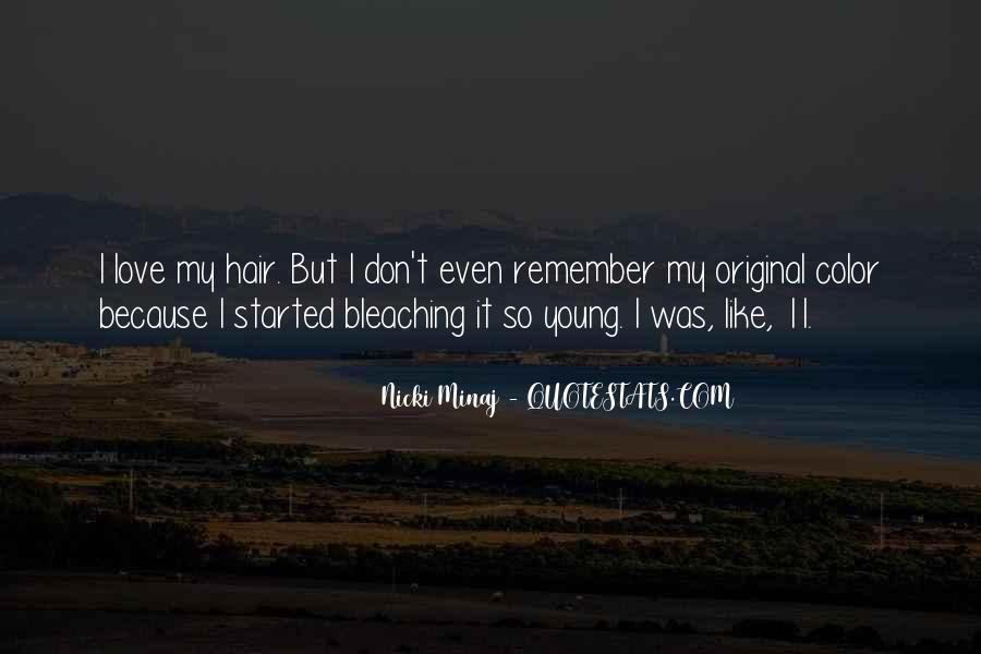 Quotes About Love Nicki Minaj #990382