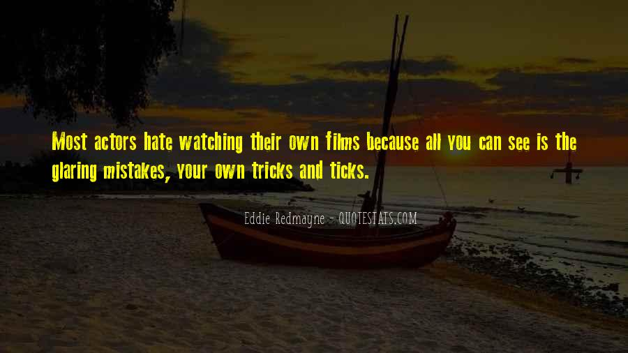 Quotes About Ticks #768749