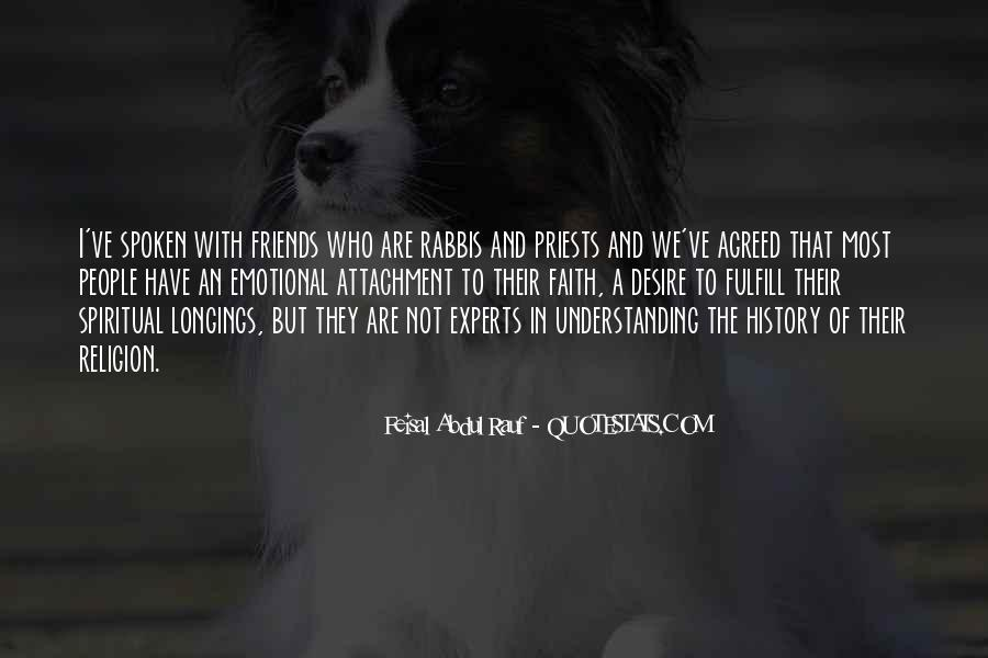 Quotes About Friends Understanding Each Other #1284797
