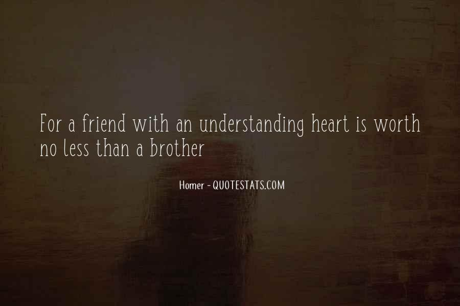 Quotes About Friends Understanding Each Other #254927