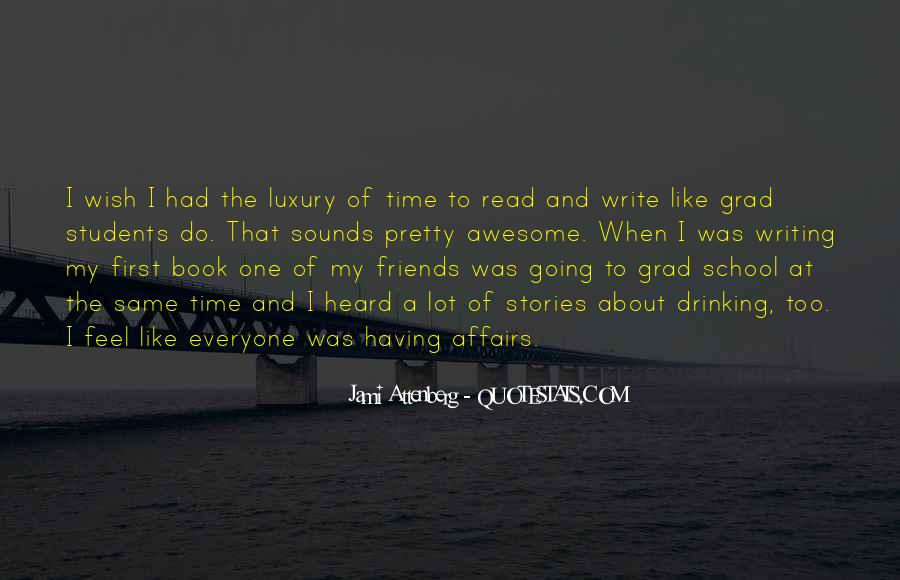 Quotes About Writing And Drinking #684031