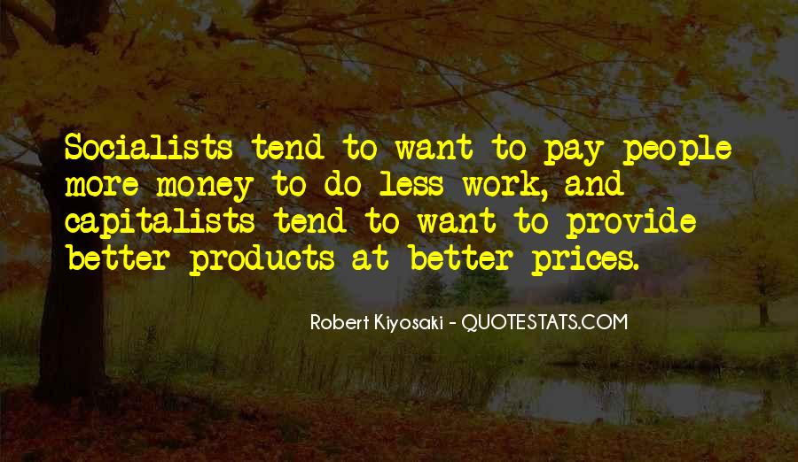 Quotes About Capitalists #1004655