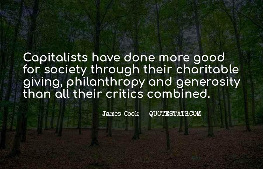 Quotes About Capitalists #1026430