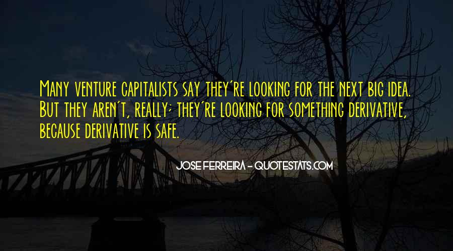 Quotes About Capitalists #1050305