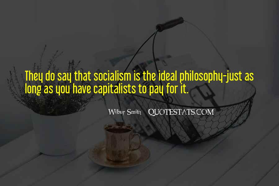 Quotes About Capitalists #105907