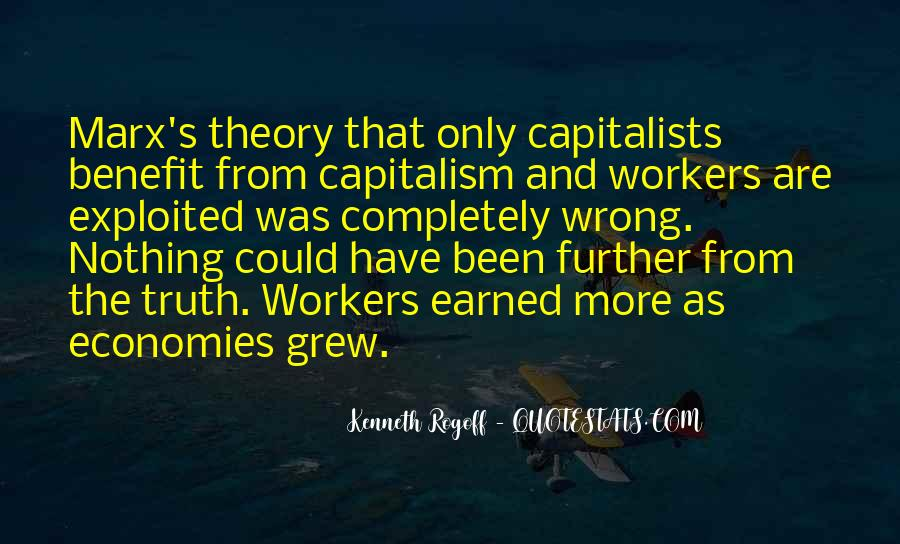 Quotes About Capitalists #1067073