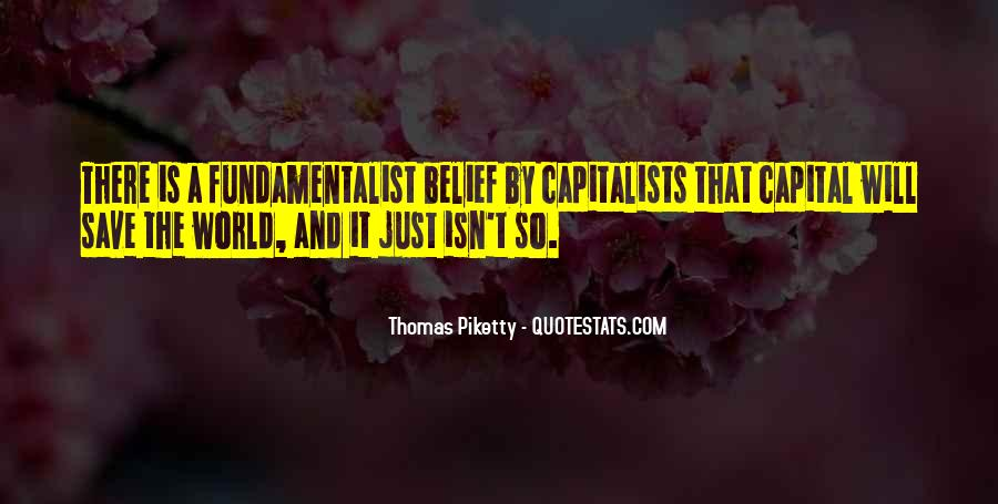 Quotes About Capitalists #144421