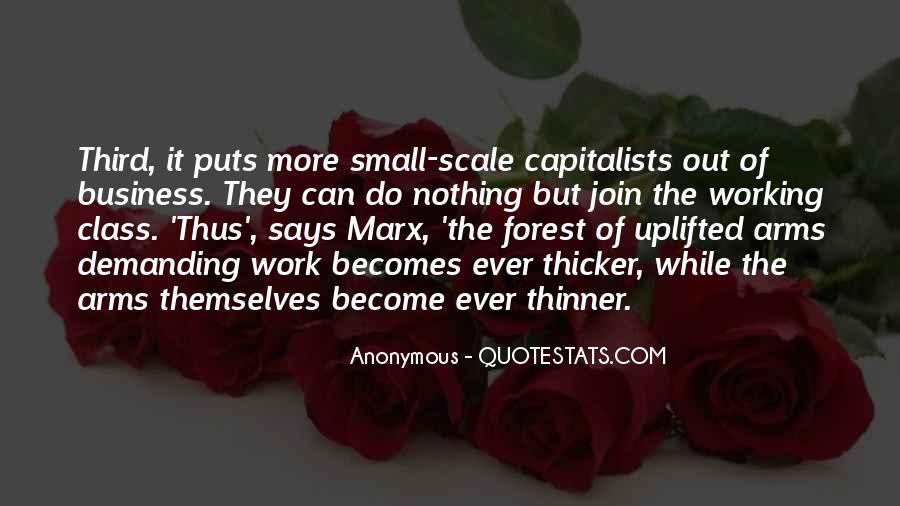 Quotes About Capitalists #157072