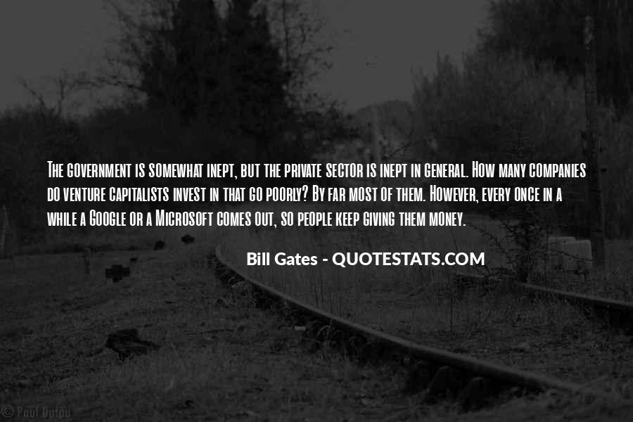Quotes About Capitalists #17724