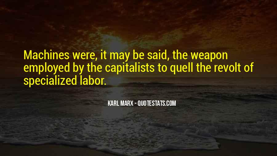 Quotes About Capitalists #277707