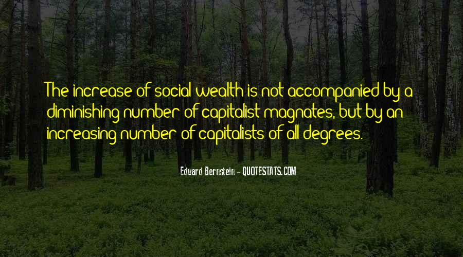Quotes About Capitalists #337753