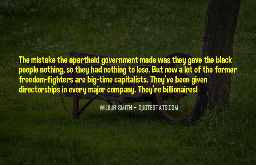 Quotes About Capitalists #389519