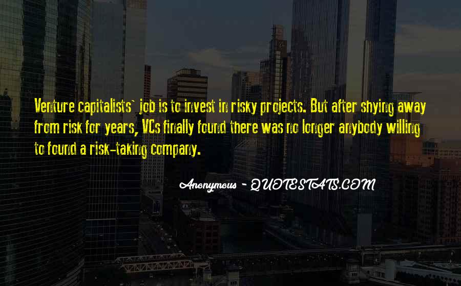 Quotes About Capitalists #409793