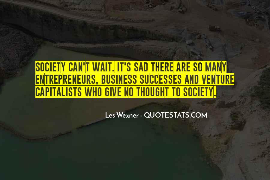 Quotes About Capitalists #426405