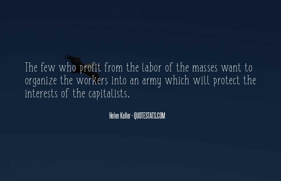 Quotes About Capitalists #461186