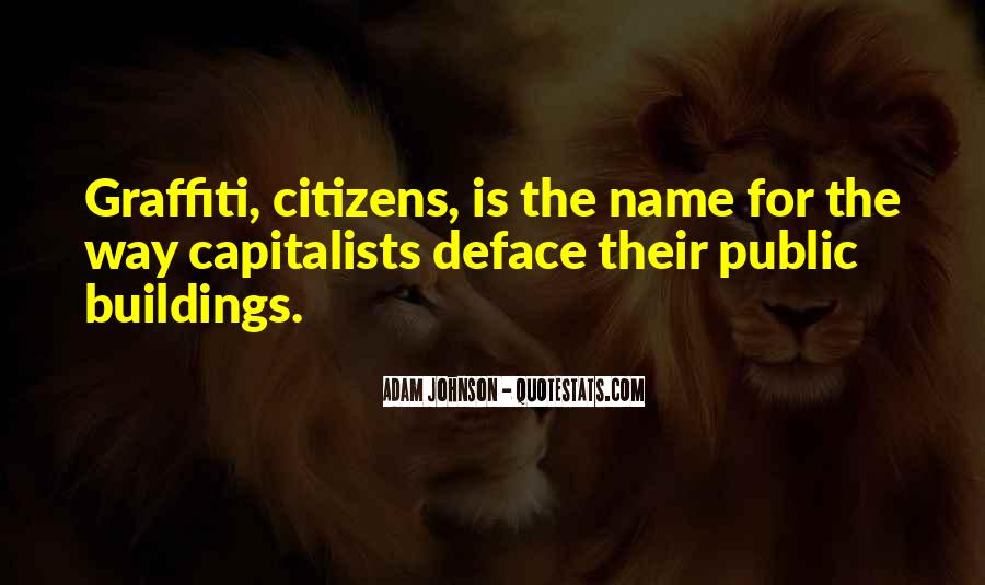 Quotes About Capitalists #466629
