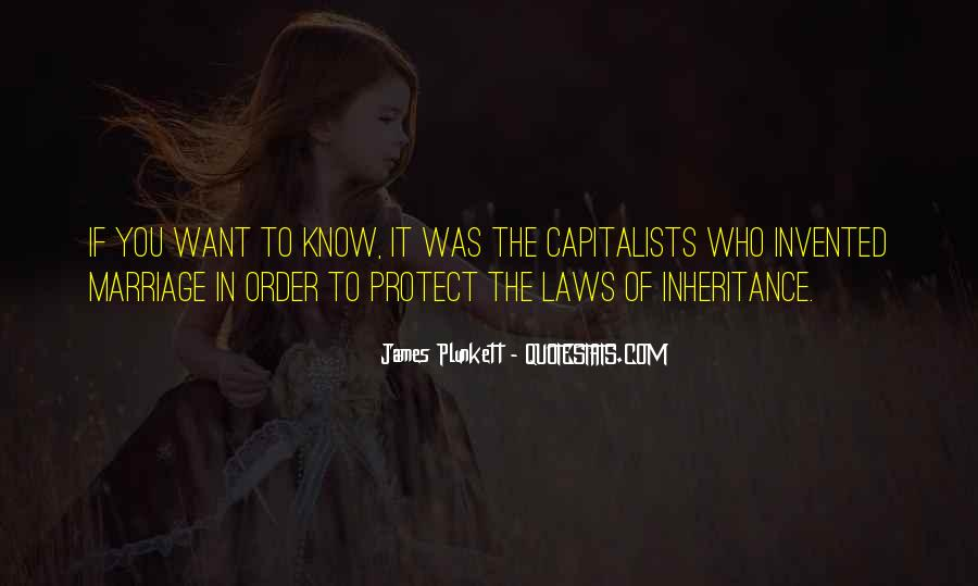 Quotes About Capitalists #505823