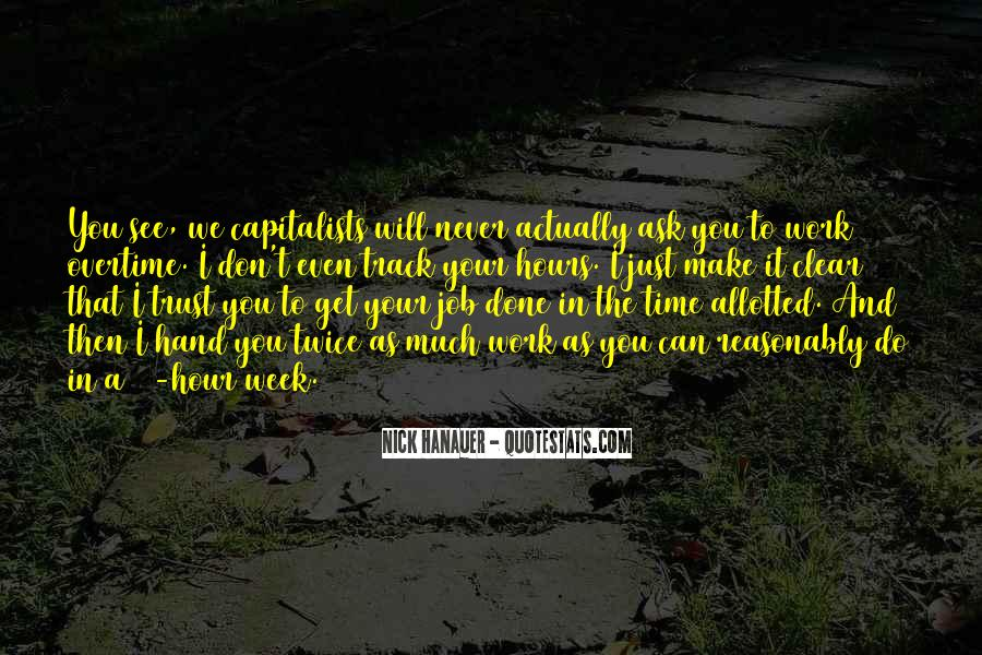 Quotes About Capitalists #572527