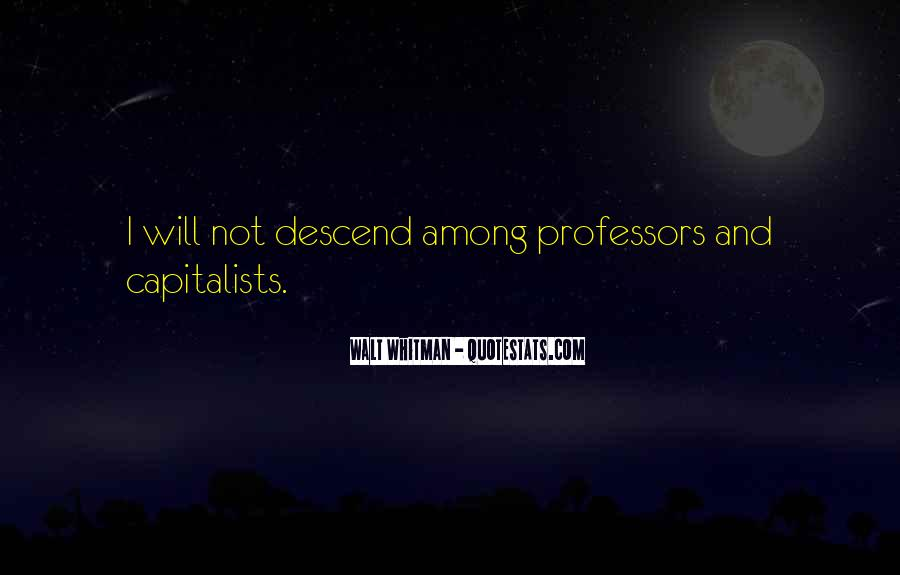 Quotes About Capitalists #68431