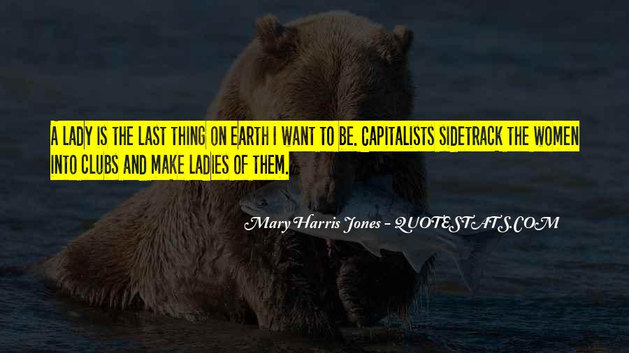 Quotes About Capitalists #689349