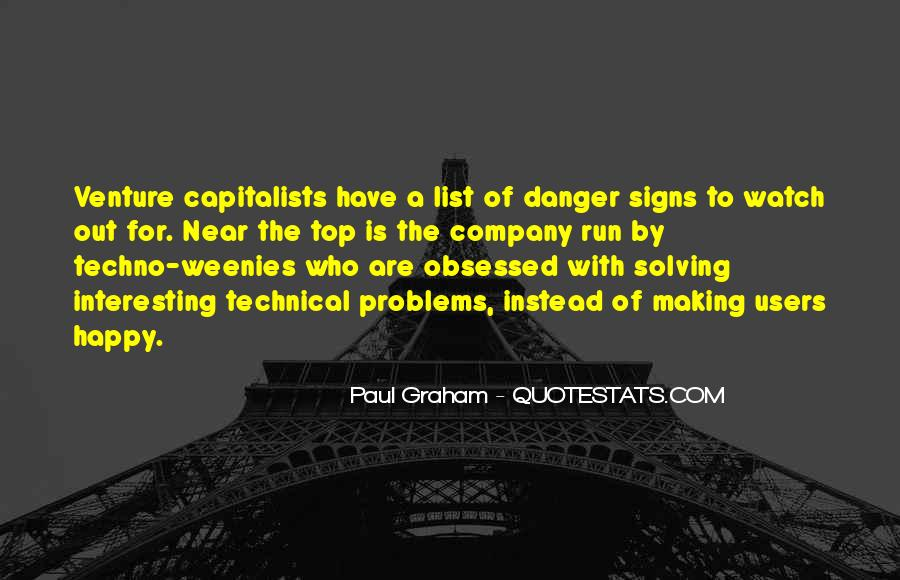 Quotes About Capitalists #697431