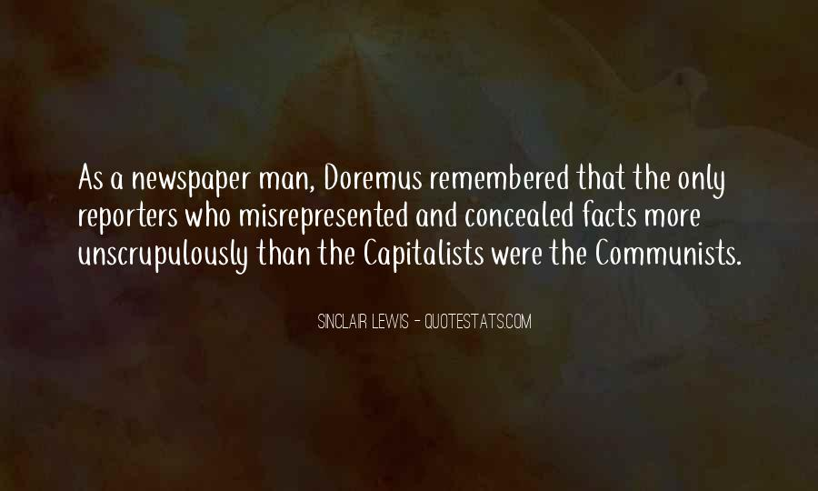 Quotes About Capitalists #812