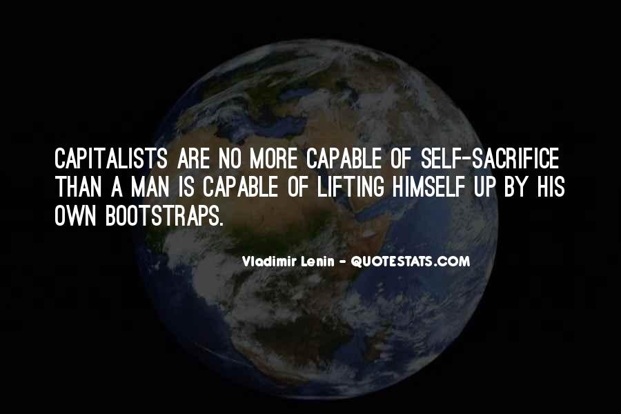 Quotes About Capitalists #815100