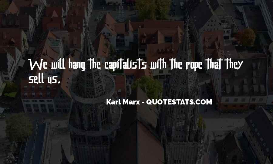 Quotes About Capitalists #89116