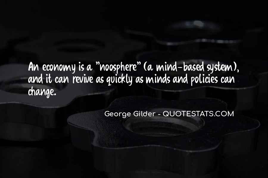Quotes About Noosphere #1786162