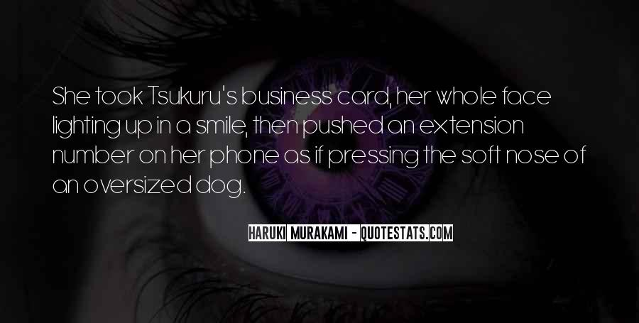 Quotes About A Dog's Nose #342014