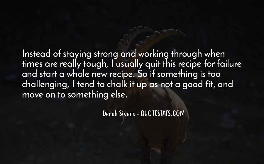 Quotes About Staying Strong For Others #1092740