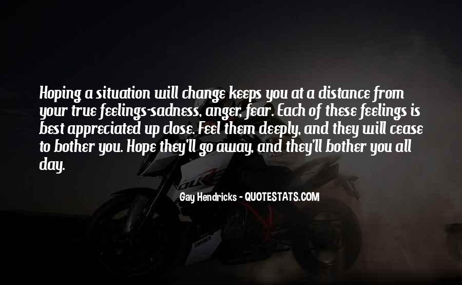Quotes About Anger And Change #363844