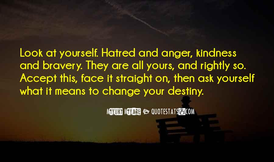 Quotes About Anger And Change #364149