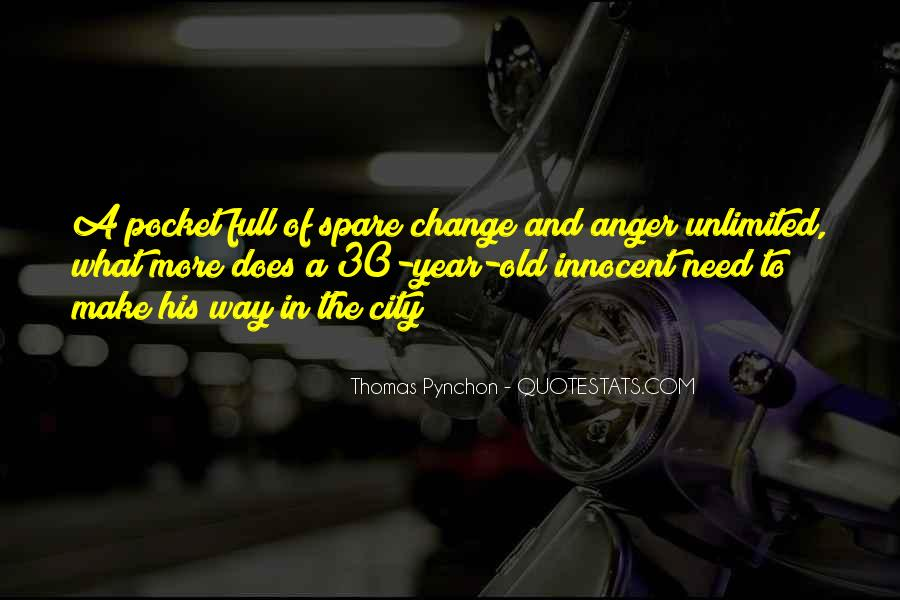 Quotes About Anger And Change #402585