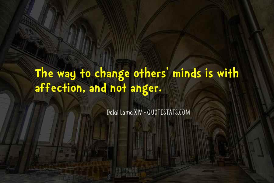 Quotes About Anger And Change #452819
