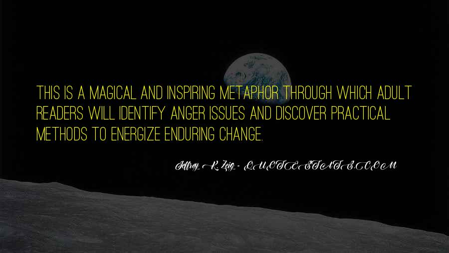 Quotes About Anger And Change #699263