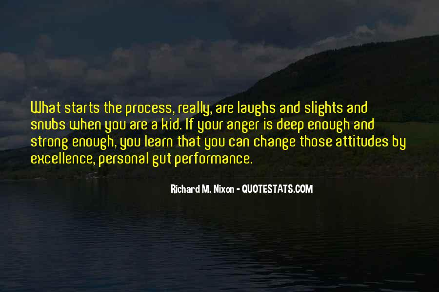 Quotes About Anger And Change #856075